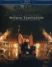 Cover Within Temptation & The Metropole Orchestra - Black Symphony [DVD]